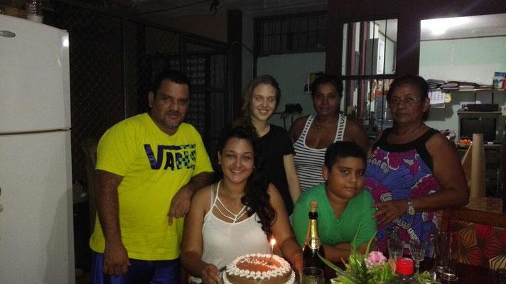 Cumpleaños de Lindsay