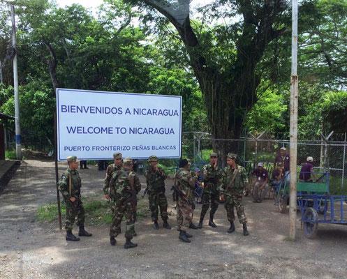 Nicaragua aus den Augen eines Ticos