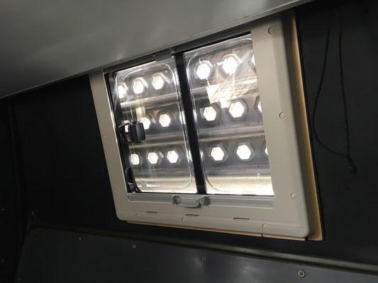 einbau seitz s4 schiebefenster. 500x450mm