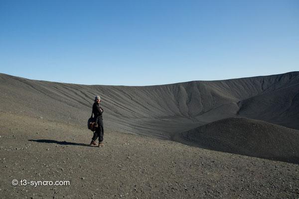 krater hverfjiall