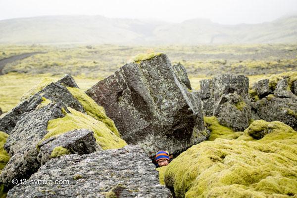 bei den laki-kratern