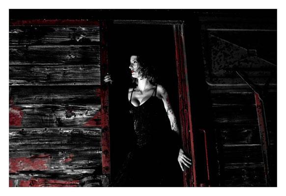 Photographe portrait Grenoble - Studio - book - portrait - Loïc Scalisi