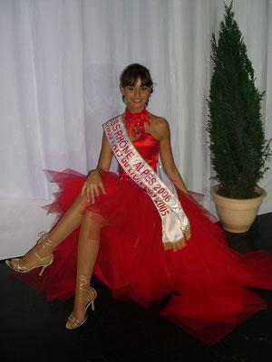 Emilie Arrault - Miss Rhône-Alpes 2006