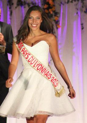 Jade Ismail - Miss Pays du Lyonnais 2016