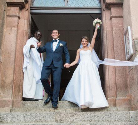 Julie / Septembre 2017 - Ludivine Guillot, robe de mariée sur mesure à Lyon.