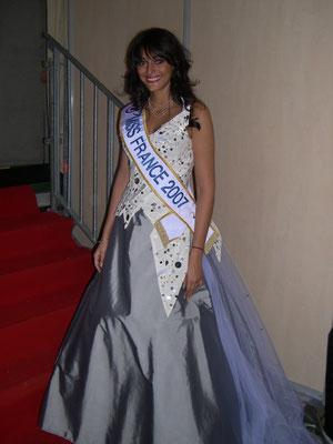 Rachel Legrain-Trapani, Miss France 2007