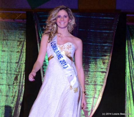 Miss Lorraine 2013