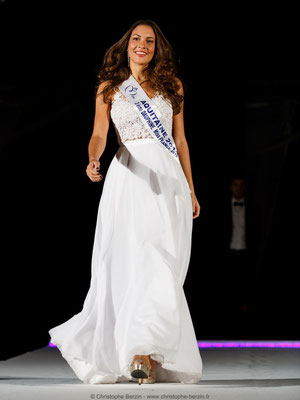 Malaire Eugenie - Miss Aquitaine 2014, 3e Dauphine Miss France 2015