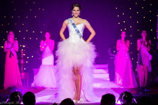 Mylène Angelier - Miss Rhone-Alpes 2013