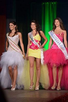 Miss Italie, Miss Sicile, Miss Lyon - Miss Rhone-Alpes