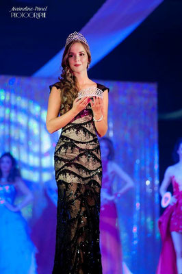 Aurore Thibaud - Miss Rhône-Alpes 2014