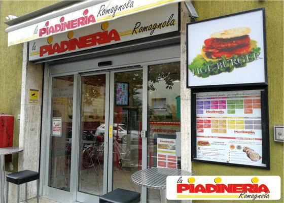 La Piadineria Romagnola a Bolzano