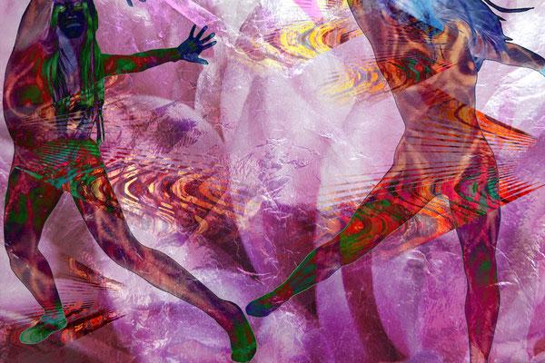 """Apsaras"", 150 x 100 cm, 900 €"