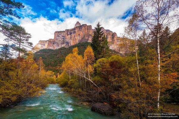 Paisajes de Ordesa  /  Landscapes of Ordesa