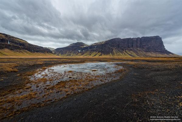 Paisajes de Islandia II  /  Landscapes of Iceland II