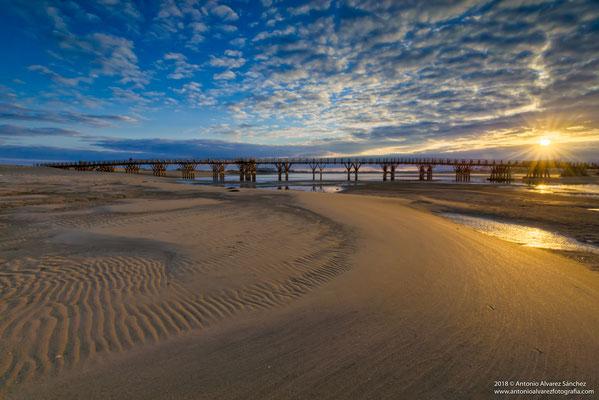 Playas de isla Cristina  / Beaches of Isla Cristina