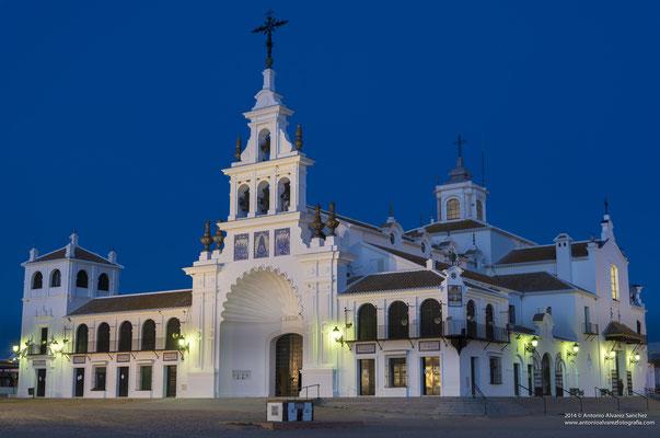 Ermita del Rocio   /  Hermitage of the Rocio