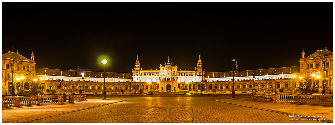 Plaza de España (Sevilla)  / Square of Spain (Sevilla)