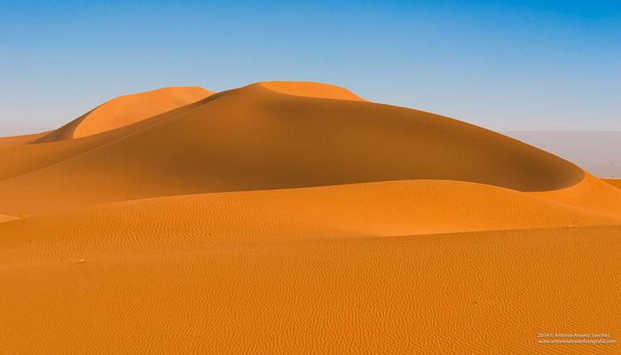 Dunas de Merzouga I / Dunes of Merzouga I