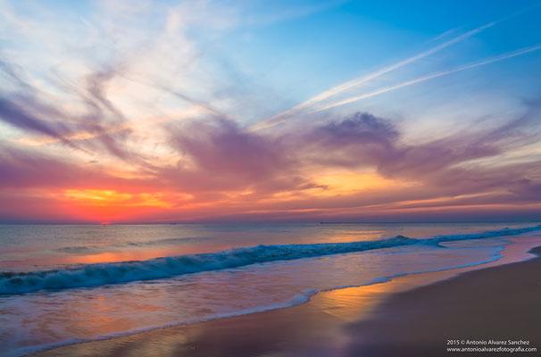 Soñando en el mar  /  Dreaming in the sea