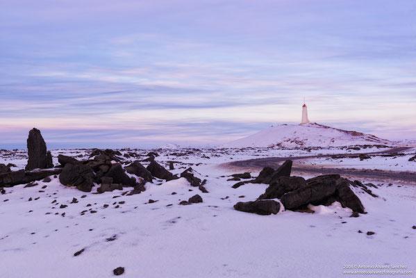 Luces de Islandia  /  Lights of Iceland