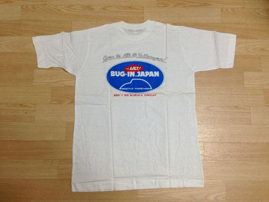 ラストバグインTシャツ
