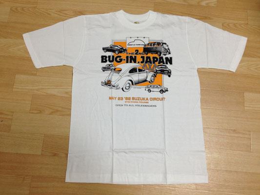 第二回記念Tシャツ