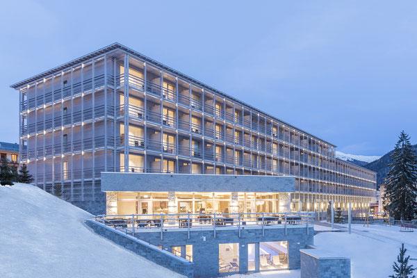AMERON Swiss Mountain Hotel Davos, Lichtplaner Lichtkompetenz GmbH, Zürich