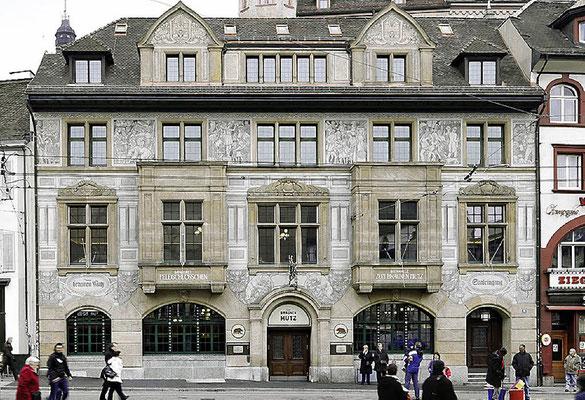 Brauner Mutz Basel, Lichtplaner Lichkompetenz GmbH, Zürich