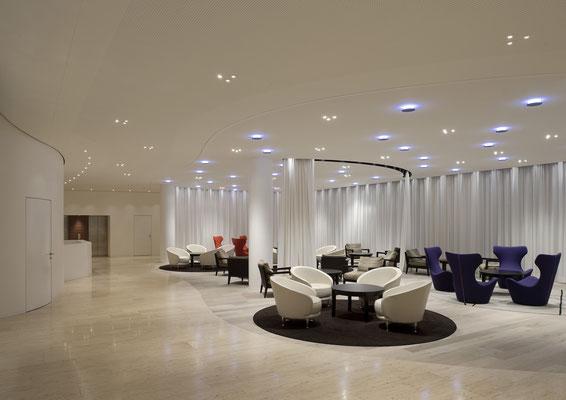 Parkhotel Zug, Architekt: Ramseier & Associates LTD. Zürich