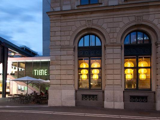 Sora-Sushi, Zürich, Lichtplaner: Sommerlatte & Sommerlatte GmbH, Zürich