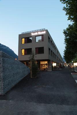 Interlaken Youth Hostel, Lichtplaner: Sommerlatte & Sommerlatte GmbH, Zürich