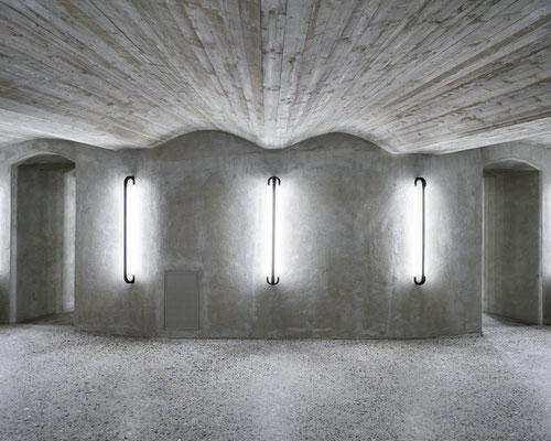 Landesmuseum Zürich. Architekt: Christ & Gantenbein AG Basel, Lichtplaner: d-lite lichtdesign Zürich,Fotograf: Roman Keller Zürich