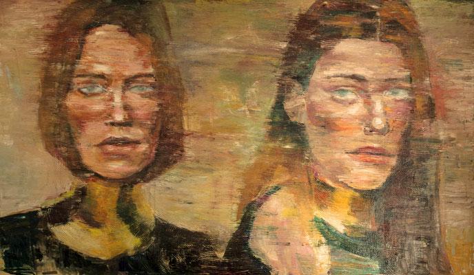 Untold, oil on canvas, 170 x 235 cm, 2016