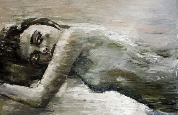 Samsara, oil on canvas, 100 x 150 cm, 2016
