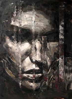 Victoria , oil on canvas, 80 x 60 cm, 2015