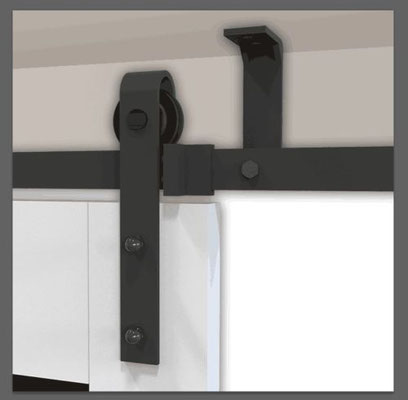 Plafond bevestiging schuifdeur