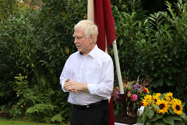 Andris Zemītis - LBH priekšēdis no 2002. gada līdz 2018. gadam.