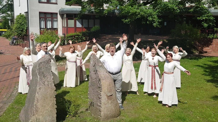 Der Chor aus Münster