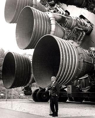 Préparations du voyage sur la lune. Source : Wikipédia.