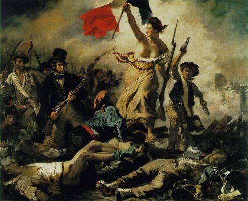 Huile sur toile, 260 × 325 cm, Louvre Lens.