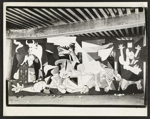 Dora Maar, Guernica, état VI, 1937, Musée Picasso, Paris.