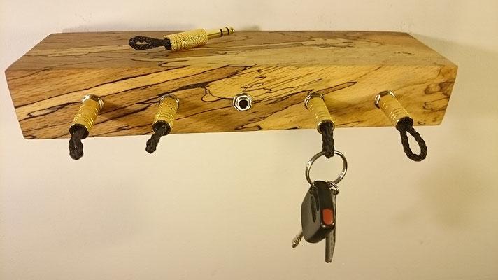 """Schlüsselbrettaus Holz - Exklusiv von """"schönES Ding"""""""