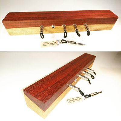 """Schlüsselregal aus Holz - Exklusiv von """"schönES Ding"""""""