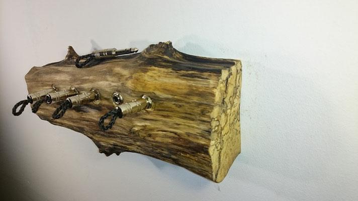 """Schlüsselboard aus Holz - Exklusiv von """"schönES Ding"""""""