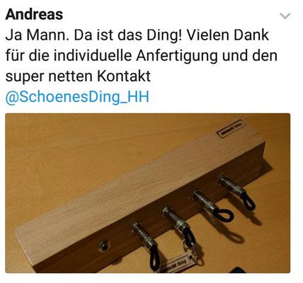 """""""schönES Ding"""" - Immer gern..."""