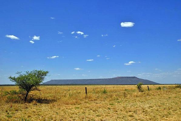 Der Waterberg ist ein markanter Tafelberg in Namibia, nördlich von Windhoek