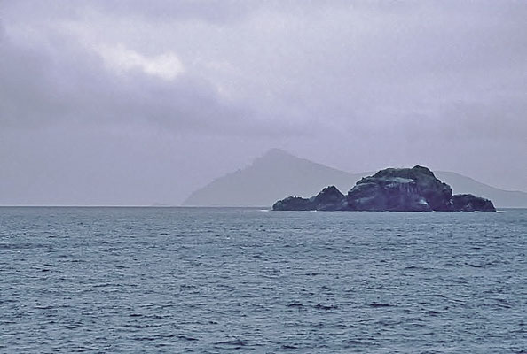Kap Horn ist eine Landspitze auf der chilenischen Felseninsel Isla Hornos.