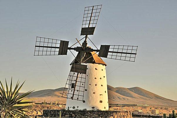 Windmühle auf Fuerteventura