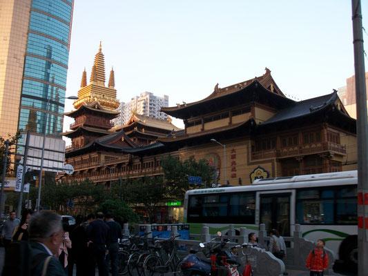 JingAn Tempel Shanghai